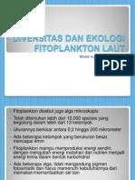Jenis Jenis Plankton