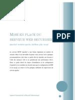 Mise en Place Serveur Web