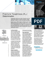 Fracture Toughness Determination09 SMT