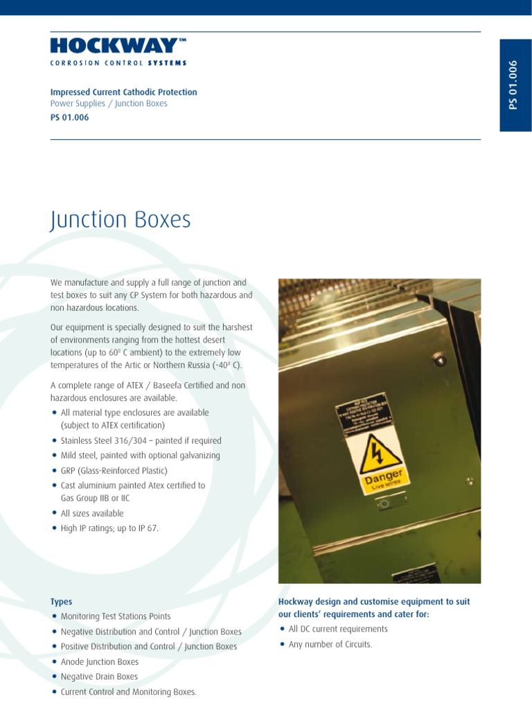 70208_01 006-Junction Box | Equipment | Electrical Engineering