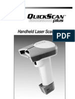 Scanner Psc Quickscan 6000