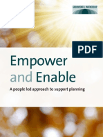 Empower & Enable Groundwell Partnership June 2012