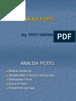 Analisa Model