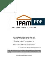 Revisão Bibliográfica - Segmentação e Posicionamento