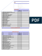 61657786 BTS Site Audit Checklist