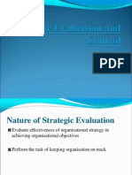 6895776 Strategic Evaluation and Control