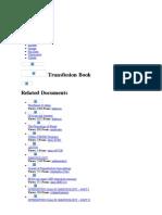 Transfusion-Book