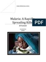 Malaria Research Paper