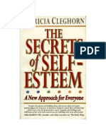 Patricia Cleghorn - The Secrets of Self-Esteem