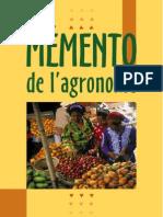 Memento de l'Agronomie.