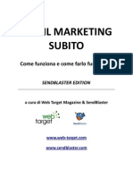 Email Marketing Subito Sendblaster Edition