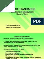 USA Labor Standards 2 2009