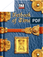 Netbook of Time by Azamor