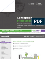 Conception et moulabilité - French