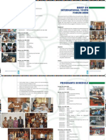 Report of IYF 2008