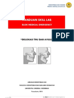 Panduan Skill Lab Medical Emergency