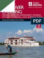 Travel Indochina Australia Asia River Cruising Brochure 2012-14