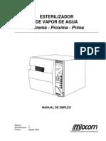 Manual Prima Proxima