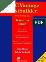 BEC Vantage Testbuilder Book