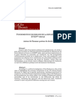 Physiocratie Albertone - PDF