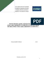 Relatório2 Eletrônica de Potência