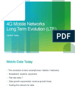 4G Mobile Network LTE Vladimir Settey
