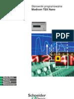 Schneider Telemecanique TSX Nano Katalog