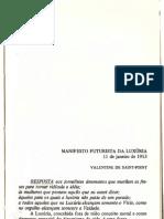 Manifesto_Luxuria Valentine de Saint-Point