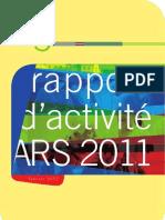Rapport Activite Ars 2011