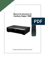 Manual de Operação Century