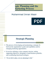 2 Marketing Strategic Planning and Process