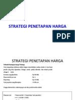 Minggu Ke_8 Strategi Penetapan Harga
