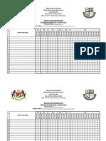 Borang Pbs Individu Bahasa Melayu