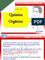 Orgânica - introdução