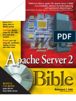 Apache Server 2 Bible - HUNGRY MINDS