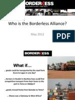 Borderless Alliance Structure, Function Vanessa Adams USAID Trade Hub