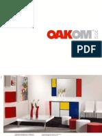 Oakom Catalogo 2012