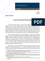 PISM Policy Paper No. 27