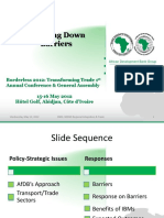 BREAKING BARRIERS,By African Development Bank Group