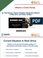 Borderless Alliance, A Crash Course, By Ziad Hamoui
