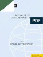Lecciones de Derecho Político, Ismael Bustos Concha