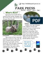 Park Press June 2012