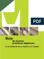 Guia de Buenas Practica Higienicas en La Industria de La Madera y El Mueble