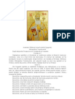 Acatistul Sf Andrei Saguna