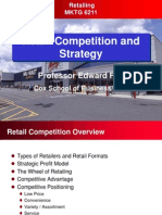 Retail Competition and Strategy