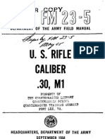Basic Field Manual - U.S. Rifle Caliber .30 M1