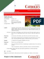 Ac Prayers 2012 Sec w 19