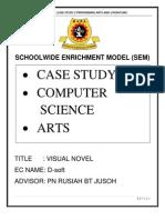 thesis sample mrsm