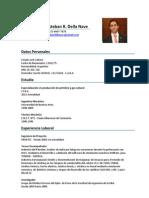 CV - Esteban R. Della Nave - Junio 2012