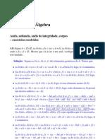 Introd Algebra - Exercicios Resolvidos 5 - Lenimar N Andrade
